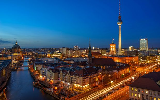 Berlin Nightlife And Sex life