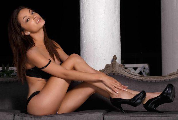 Hot Girl In High Heels