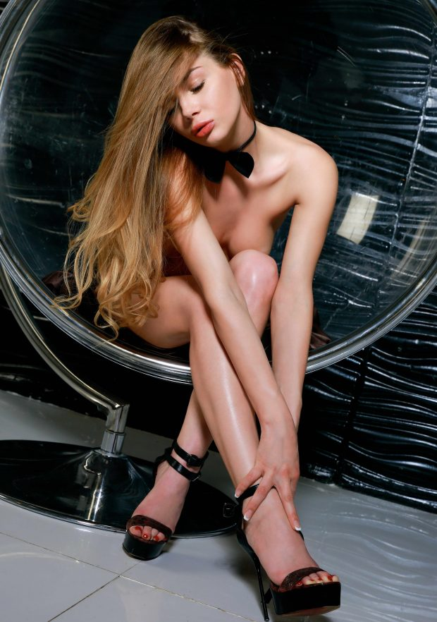 Stunning Legs By Classy German